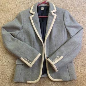 JCrew Wool Women's Blazer Size 12